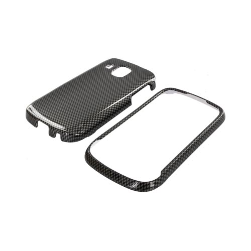 Samsung Transform Ultra M930 Hard Case - Carbon Fiber
