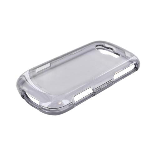 Samsung Galaxy Reverb Hard Case - Transparent Smoke