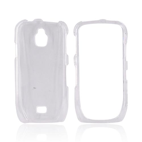 Samsung Exhibit T759 Hard Case - Clear