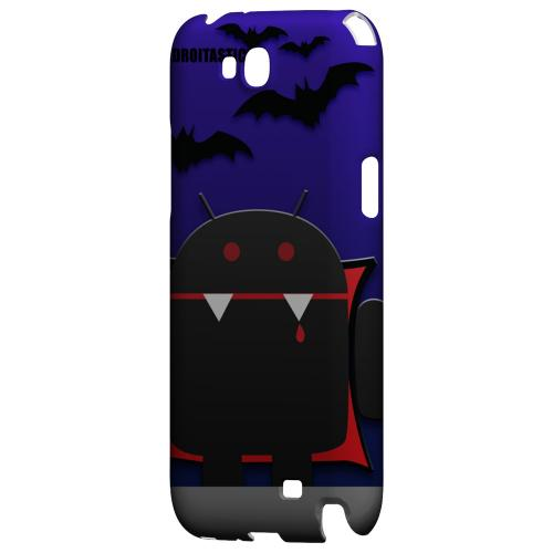Count Droidula Geeks Designer Line Androitastic Series Slim Hard Back Cover for Samsung Galaxy Note 2