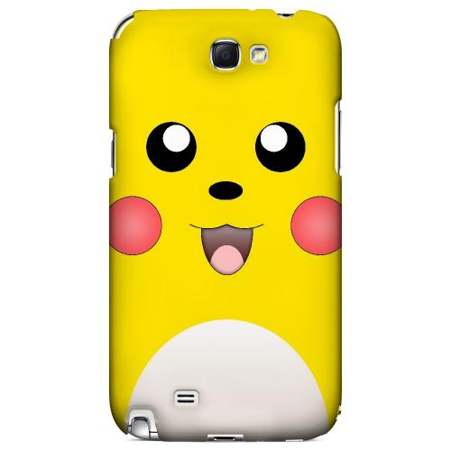 Bunnichu - Geeks Designer Line Toon Series Hard Case for Samsung Galaxy Note 2