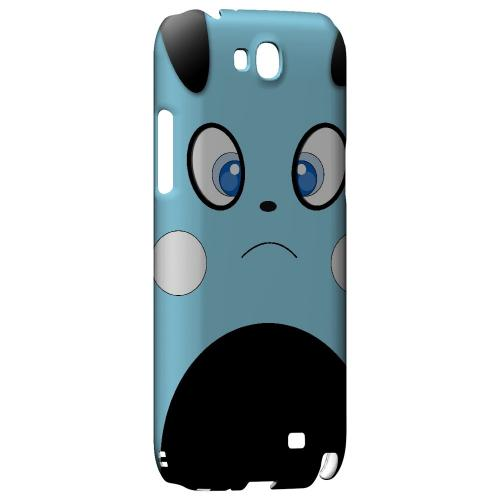 Puppichu - Geeks Designer Line Toon Series Hard Case for Samsung Galaxy Note 2