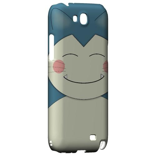 Sleepycat - Geeks Designer Line Toon Series Hard Case for Samsung Galaxy Note 2