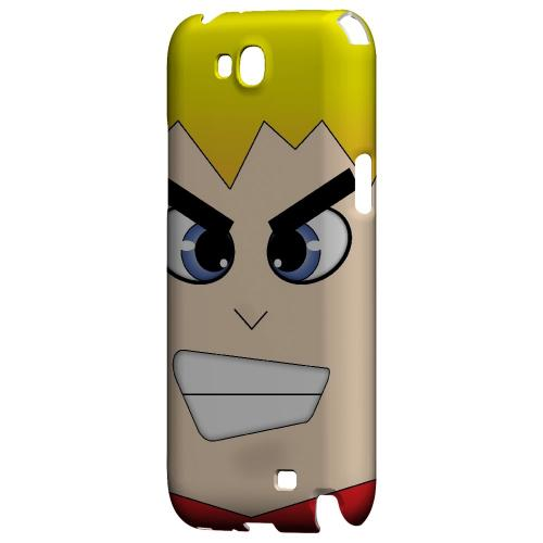 Shoken - Geeks Designer Line Toon Series Hard Case for Samsung Galaxy Note 2