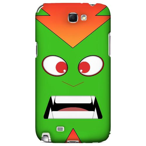 Electric Beast - Geeks Designer Line Toon Series Hard Case for Samsung Galaxy Note 2