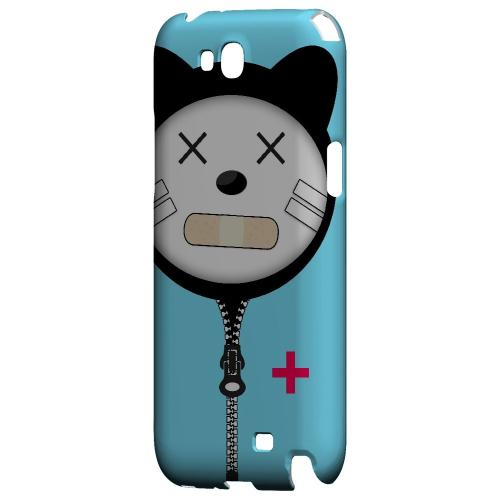 Calamikitty - Geeks Designer Line Hoodie Kitty Series Hard Case for Samsung Galaxy Note 2