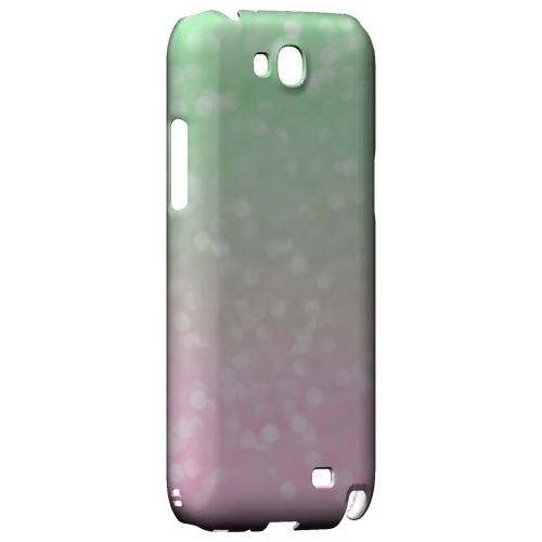 Pastel Stop 'n Go - Geeks Designer Line Ombre Series Hard Case for Samsung Galaxy Note 2