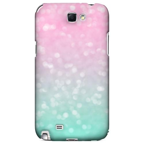 Cherry Blossom Scream - Geeks Designer Line Ombre Series Hard Case for Samsung Galaxy Note 2