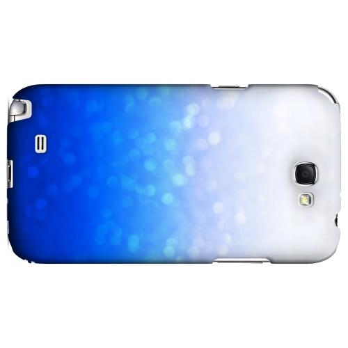 Into the Deep - Geeks Designer Line Ombre Series Hard Case for Samsung Galaxy Note 2