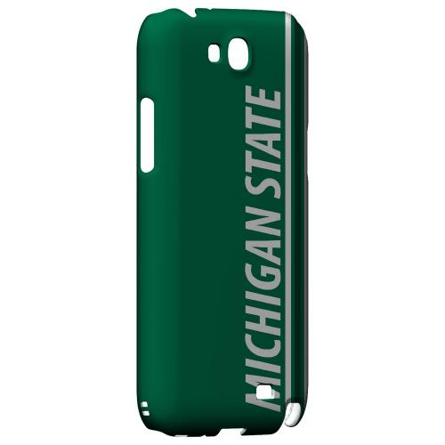 Michigan State - Geeks Designer Line March Madness Series Hard Case for Samsung Galaxy Note 2