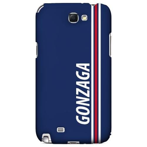 Gonzaga - Geeks Designer Line March Madness Series Hard Case for Samsung Galaxy Note 2