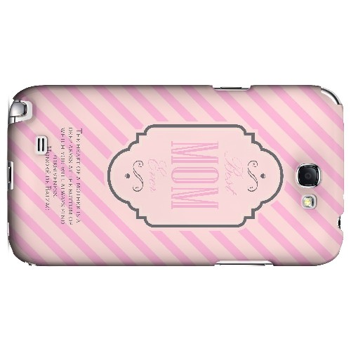 Mom Deep Abyss - Geeks Designer Line Mom Series Hard Case for Samsung Galaxy Note 2