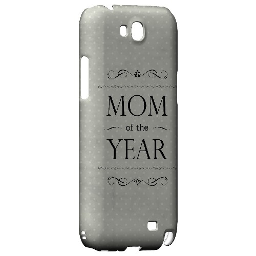 Mom of the Year - Geeks Designer Line Mom Series Hard Case for Samsung Galaxy Note 2