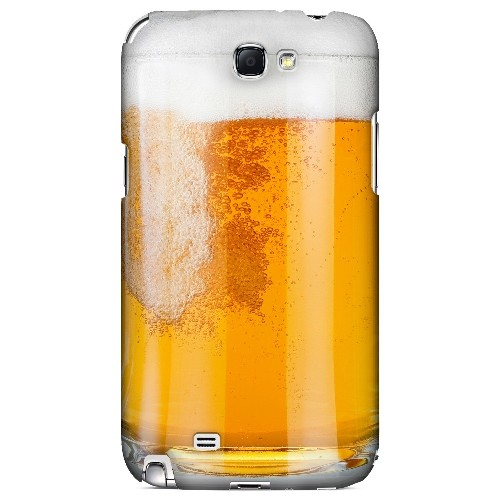 Beer Mug - Geeks Designer Line Humor Series Hard Case for Samsung Galaxy Note 2