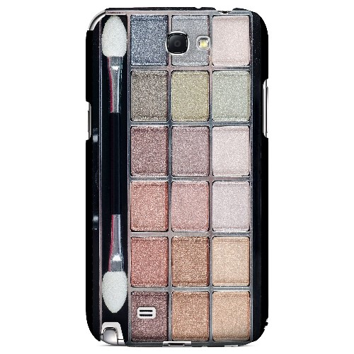 Make Up - Geeks Designer Line Humor Series Hard Case for Samsung Galaxy Note 2