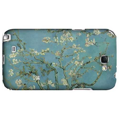 Almond Blossom by Vincent van Gogh - Geeks Designer Line Artist Series Hard Case for Samsung Galaxy Note 2