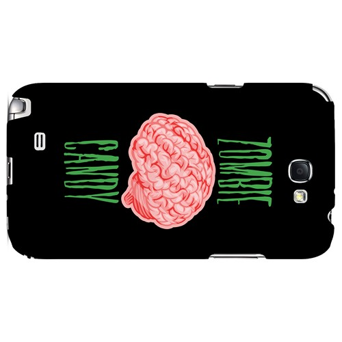 Zombie Candy - Geeks Designer Line Apocalyptic Series Hard Case for Samsung Galaxy Note 2