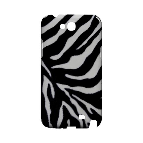 Zebra Print Geeks Designer Line Animal Print Series Slim Hard Back Cover for Samsung Galaxy Note 2