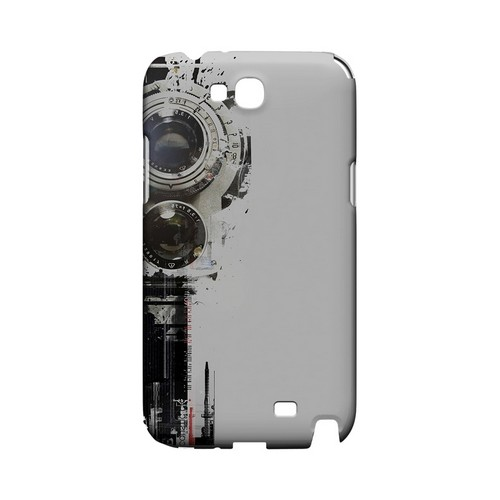 The Tower - Geeks Designer Line (GDL) Retro Series Hard Back Cover for Samsung Galaxy Note 2