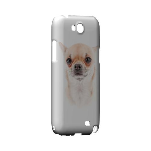 Chihuahua Geeks Designer Line Puppy Series Slim Hard Case for Samsung Galaxy Note 2