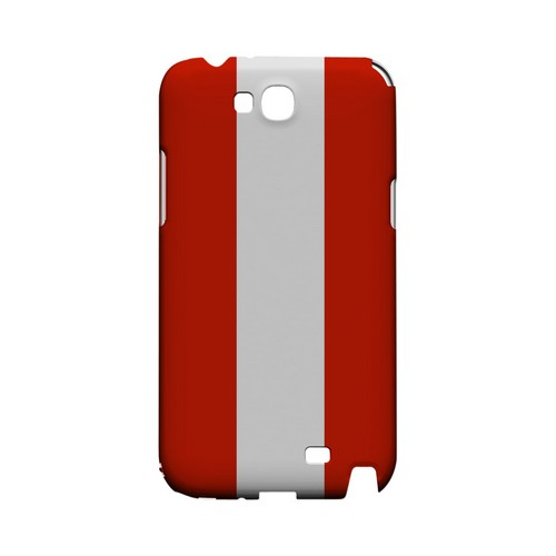 Austria Geeks Designer Line Flag Series Slim Hard Case for Samsung Galaxy Note 2