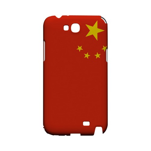 China Geeks Designer Line Flag Series Slim Hard Case for Samsung Galaxy Note 2