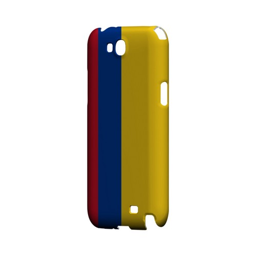 Colombia Geeks Designer Line Flag Series Slim Hard Case for Samsung Galaxy Note 2