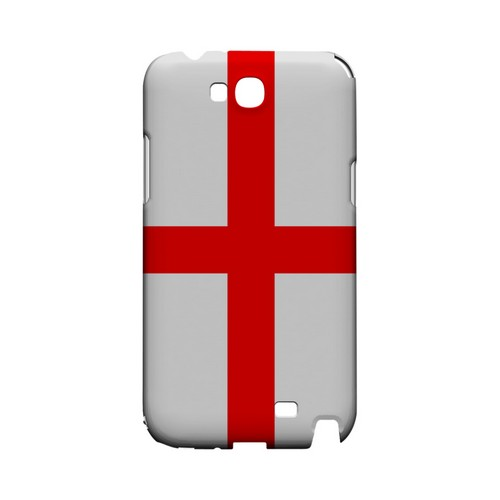 England Geeks Designer Line Flag Series Slim Hard Case for Samsung Galaxy Note 2