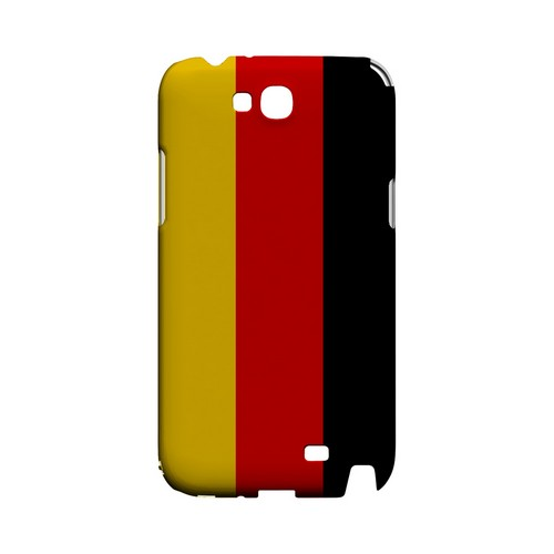 Germany Geeks Designer Line Flag Series Slim Hard Case for Samsung Galaxy Note 2
