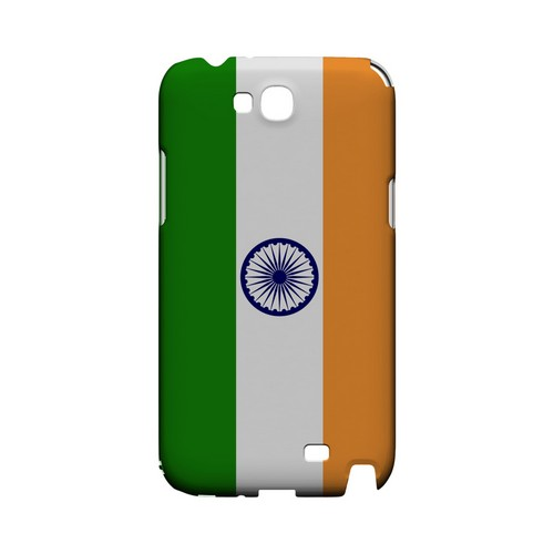 India Geeks Designer Line Flag Series Slim Hard Case for Samsung Galaxy Note 2