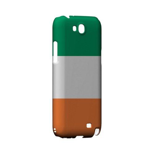 Ireland Geeks Designer Line Flag Series Slim Hard Case for Samsung Galaxy Note 2