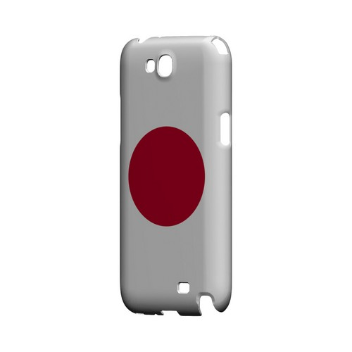 Japan Geeks Designer Line Flag Series Slim Hard Case for Samsung Galaxy Note 2