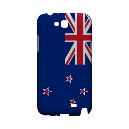 New Zealand Geeks Designer Line Flag Series Slim Hard Case for Samsung Galaxy Note 2