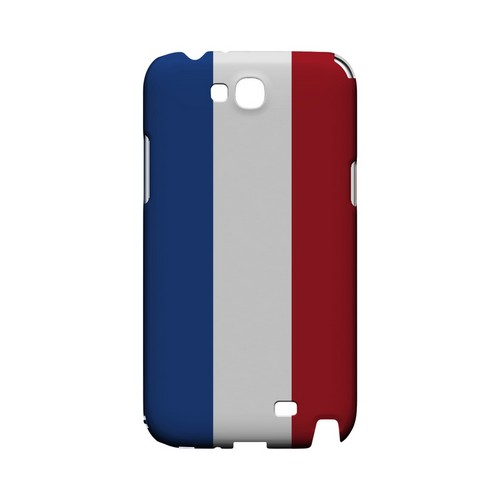 Netherlands Geeks Designer Line Flag Series Slim Hard Case for Samsung Galaxy Note 2