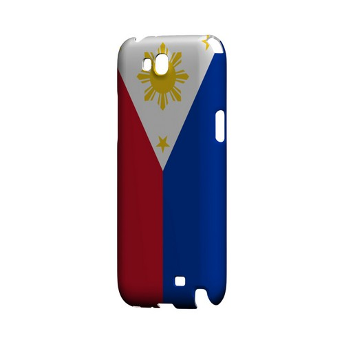 Philippines Geeks Designer Line Flag Series Slim Hard Case for Samsung Galaxy Note 2