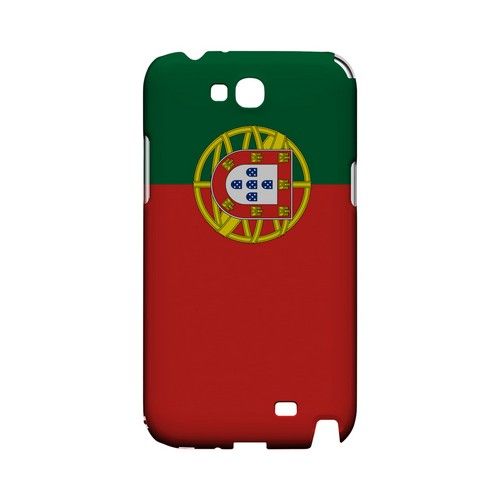 Portugal Geeks Designer Line Flag Series Slim Hard Case for Samsung Galaxy Note 2