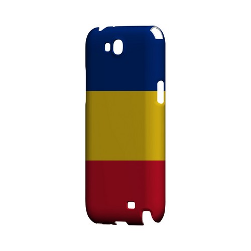 Romania Geeks Designer Line Flag Series Slim Hard Case for Samsung Galaxy Note 2