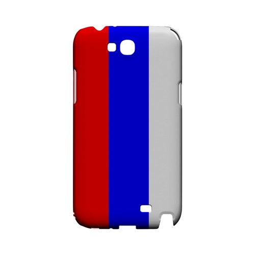 Russia Geeks Designer Line Flag Series Slim Hard Case for Samsung Galaxy Note 2