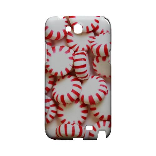 Peppermints Geeks Designer Line Candy Series Slim Hard Back Cover for Samsung Galaxy Note 2