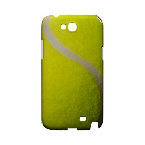 Tennis Ball Geeks Designer Line Sports Series Slim Hard Case for Samsung Galaxy Note 2