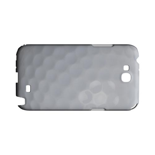 Golf Ball Geeks Designer Line Sports Series Slim Hard Case for Samsung Galaxy Note 2