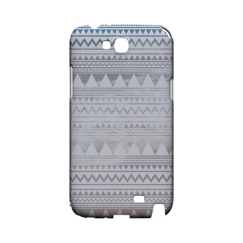 Beach Pattern Geeks Designer Line Zig Zag Series Slim Hard Case for Samsung Galaxy Note 2
