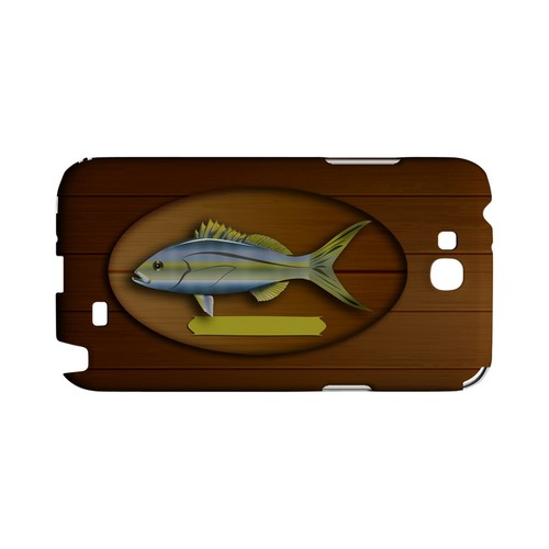 Fish Trophy - Geeks Designer Line (GDL) Fish Series Hard Back Cover for Samsung Galaxy Note 2