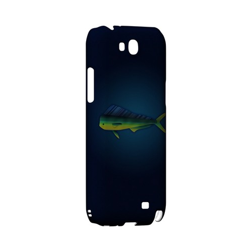 Mahi Mahi - Geeks Designer Line (GDL) Fish Series Hard Back Cover for Samsung Galaxy Note 2