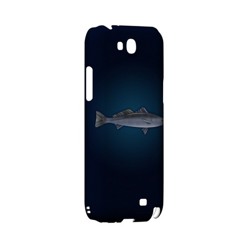 White Sea Bass - Geeks Designer Line (GDL) Fish Series Hard Back Cover for Samsung Galaxy Note 2