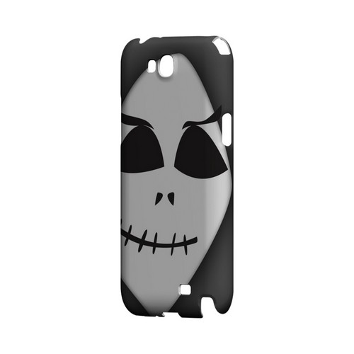 Grinning Grim Reaper - Geeks Designer Line (GDL) Monster Mash Series Hard Back Cover for Samsung Galaxy Note 2