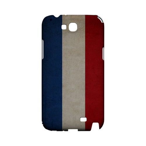Grunge Netherlands Geeks Designer Line Flag Series Slim Hard Case for Samsung Galaxy Note 2