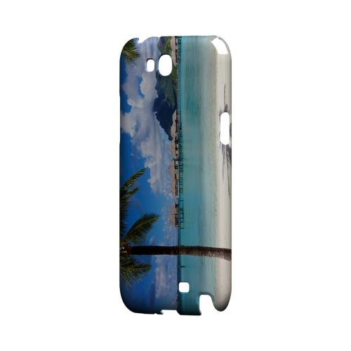 Bora Bora Geeks Designer Line Beach Series Slim Hard Case for Samsung Galaxy Note 2