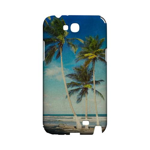 Coconut Geeks Designer Line Beach Series Slim Hard Case for Samsung Galaxy Note 2