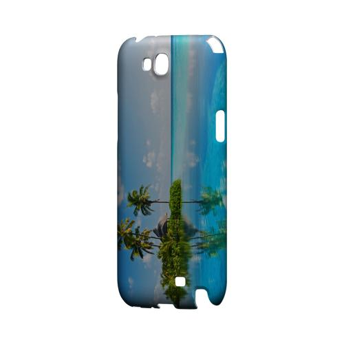 Tropical Paradise Geeks Designer Line Beach Series Slim Hard Case for Samsung Galaxy Note 2